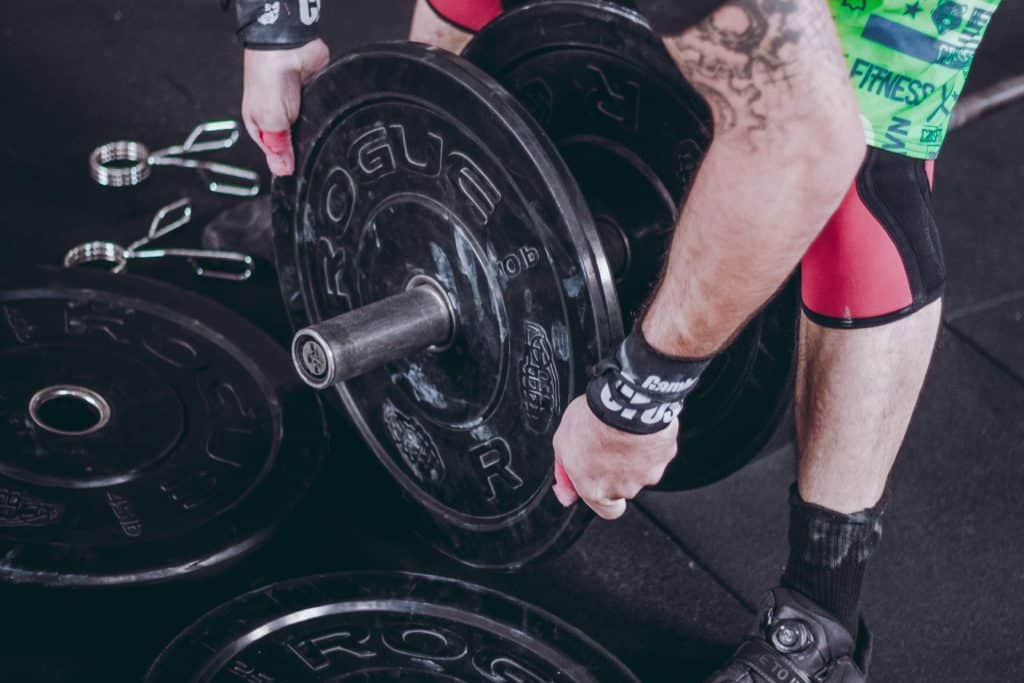 beginner workout routine for men