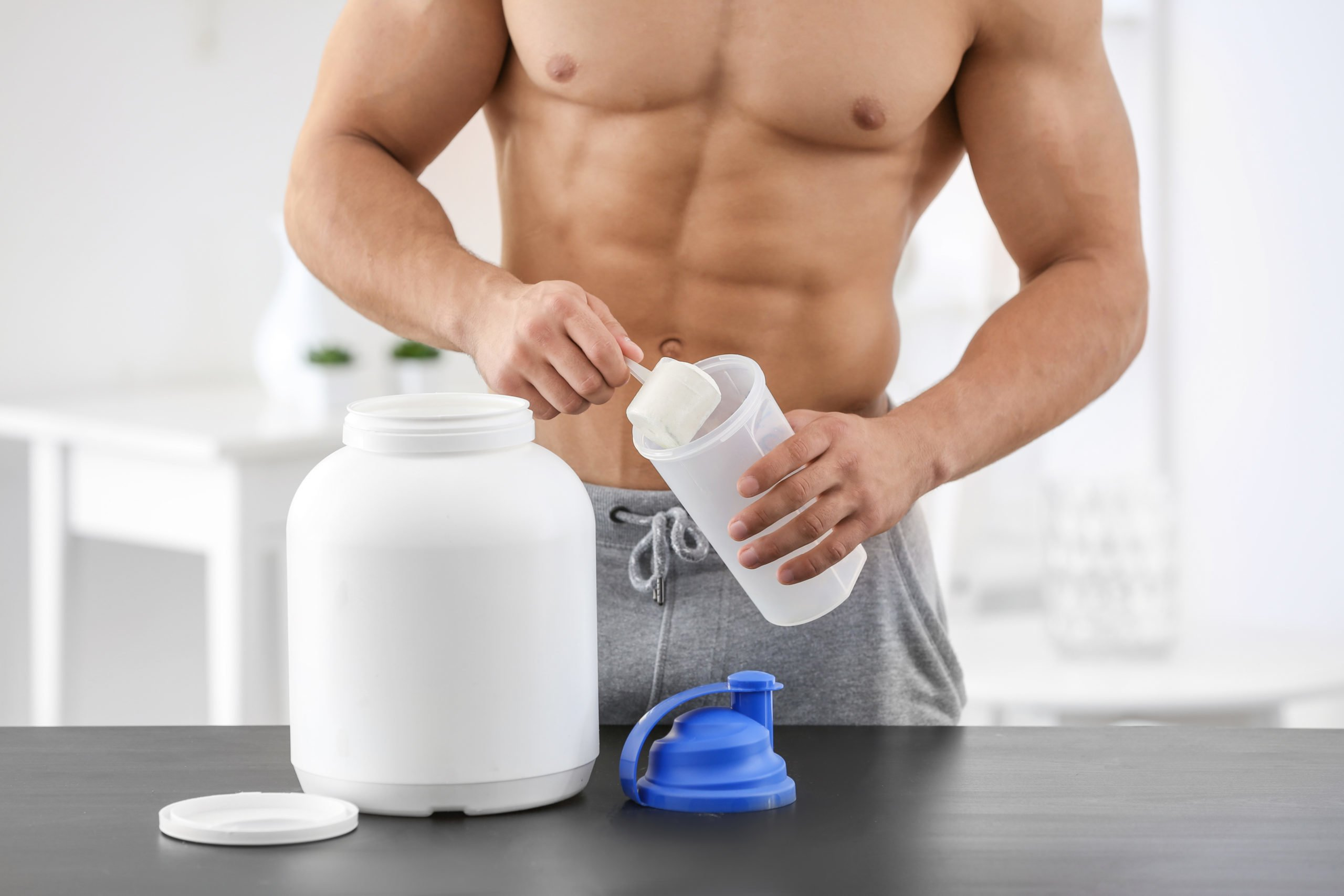 The 5 Best Natural Muscle Gainer Supplements