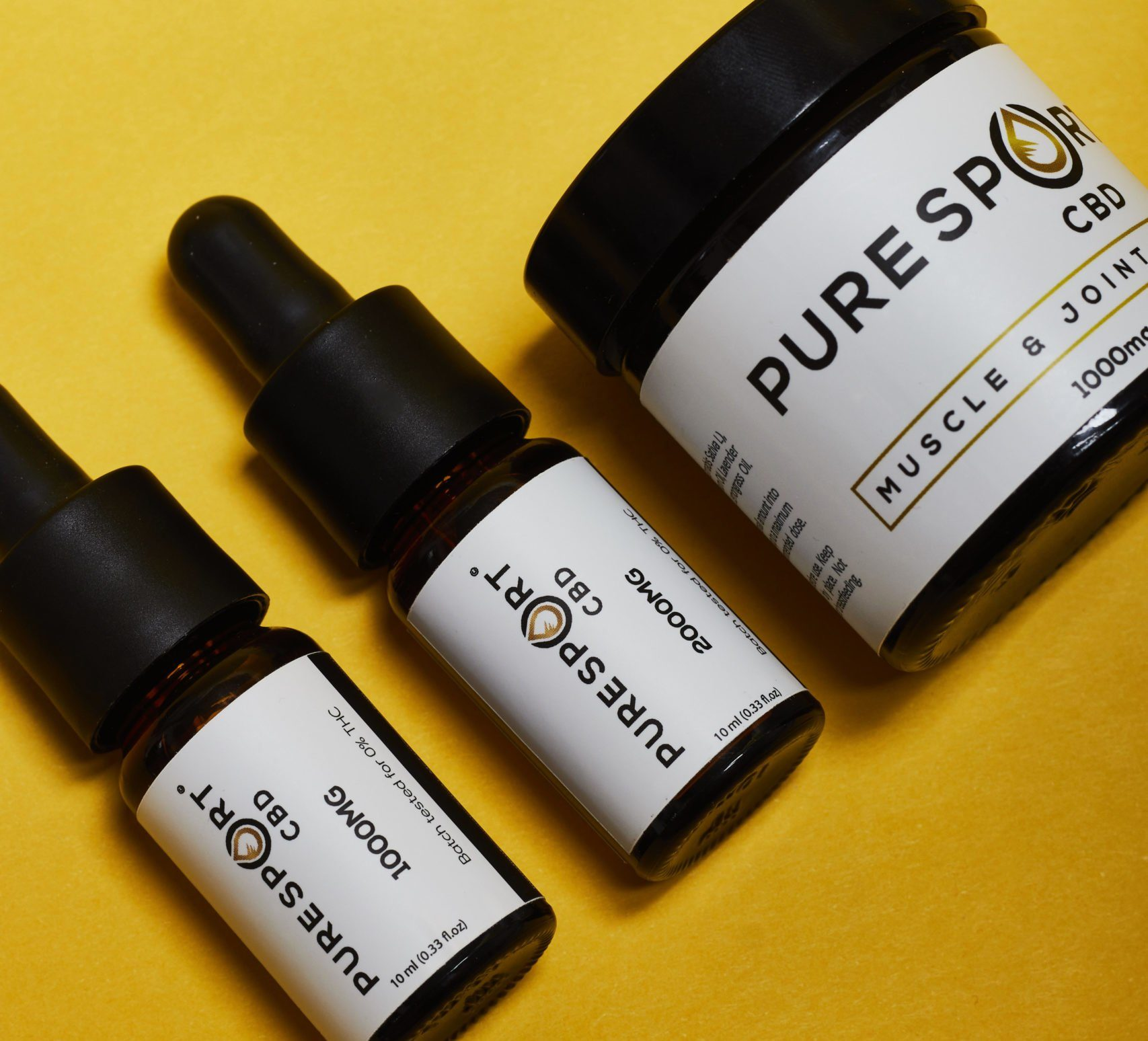 Pure Sport CBD Products Review