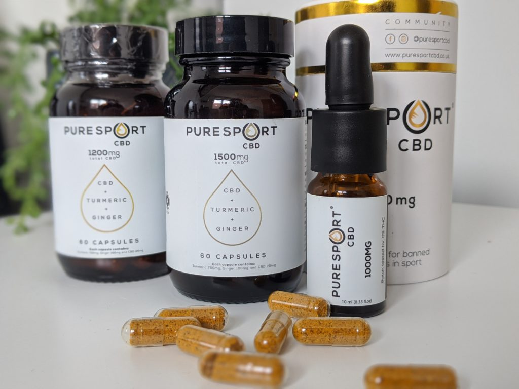 CBD For Recovery