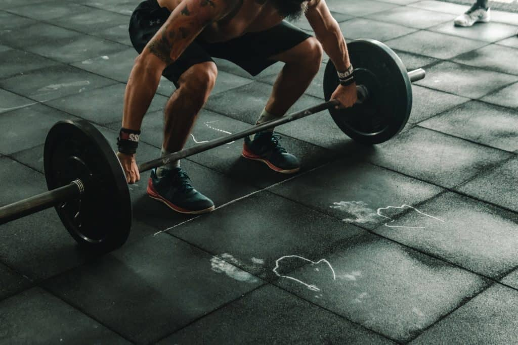 CBD for Weightlifting